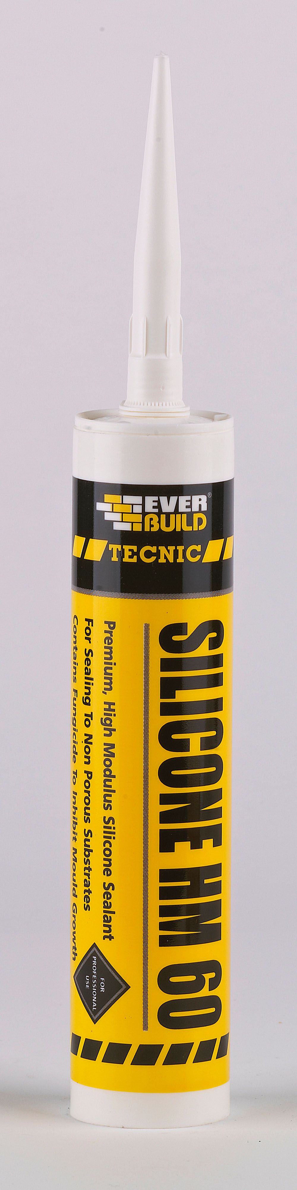 Everbuild Silicone Hm60 White Construction Sealants Limited