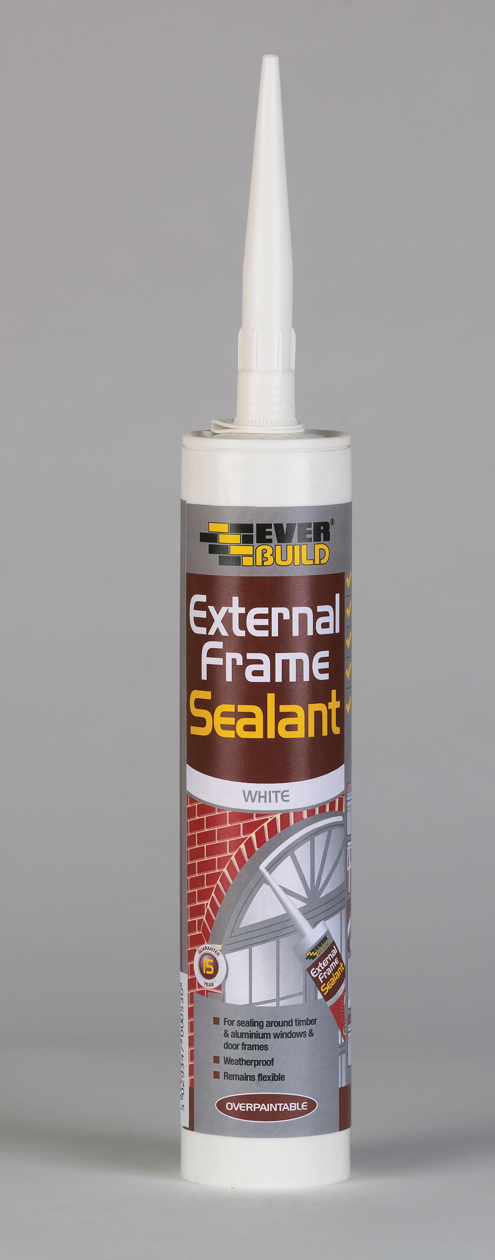 Everbuild External Frame Sealant Construction Sealants