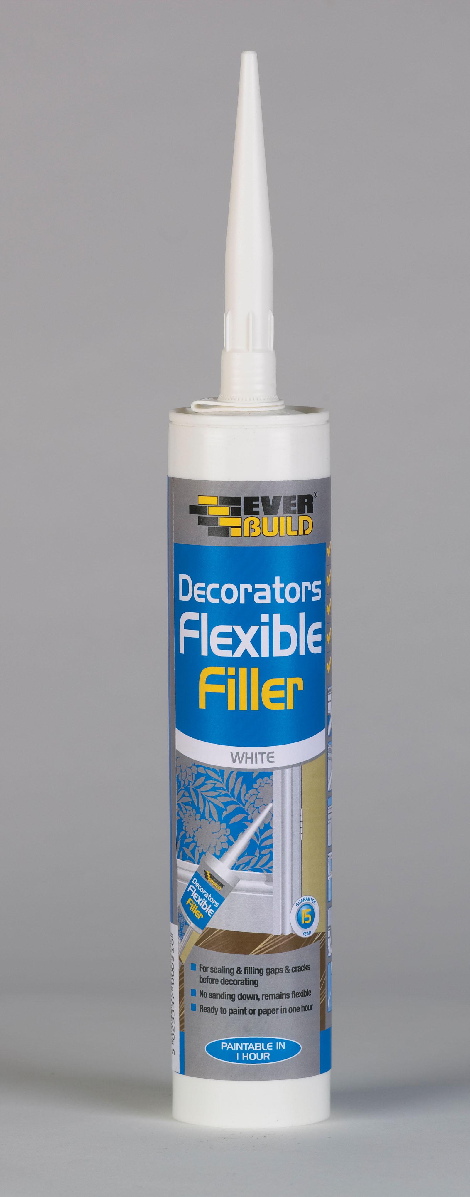 Everbuild Flexible Decorators Filler Construction