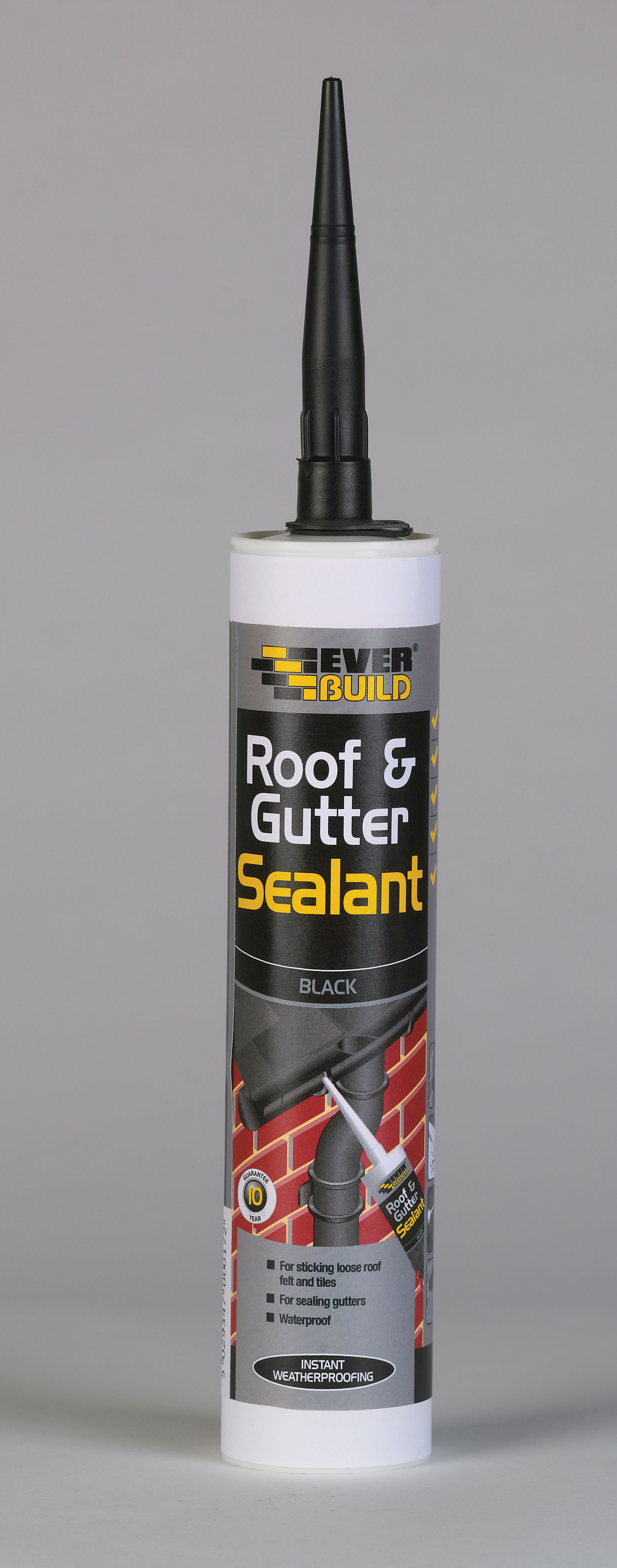 Everbuild Roof And Gutter Sealant Construction Sealants