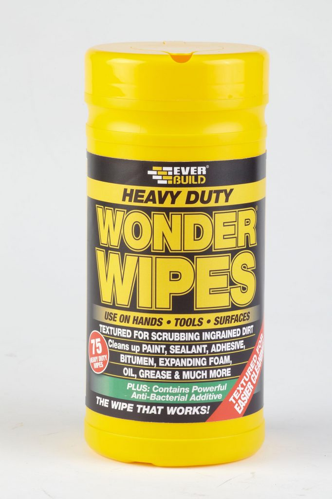 Heavy Duty Wonder Wipes Construction Sealants Limited