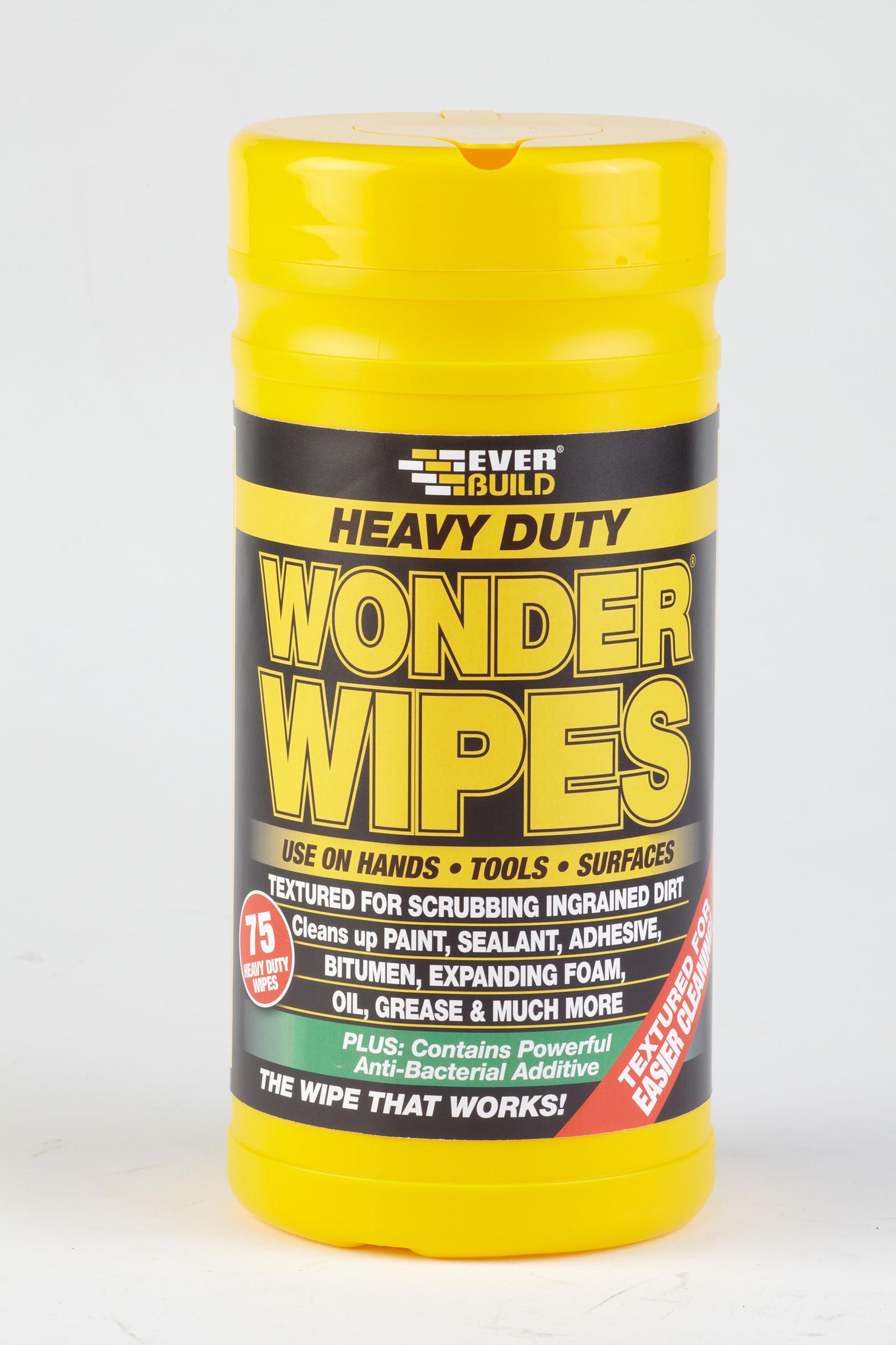 Heavy Duty Wonder Wipes Construction Sealants Limited