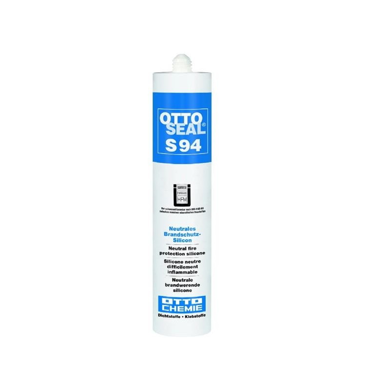 Ottoseal S 94 The Neutral Fire Protection Silicone Csl