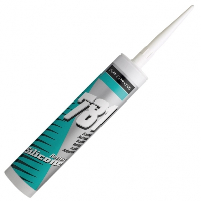 Dow Corning 781 Acetoxy Silicone Sealant Box Of 12