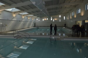 Woodford Leisure Centre Construction Sealants Limited